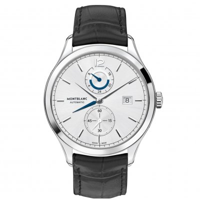 Mont Blanc Heritage Chronométrie 112540 Dual Time Automatic, 41 mm