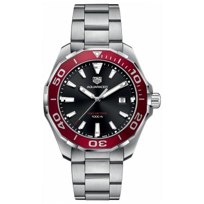 TAG Heuer Aquaracer WAY101B.BA0746 Water resistance 300M, Quartz, 43 mm