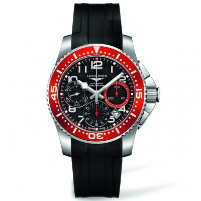 Longines HydroConquest L36964592 Water resistance 300M, Automatic Chronograph, 41 mm