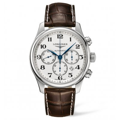 Longines Master Collection L28594783 Column-Wheel, Automatic Chronograph, 44 mm