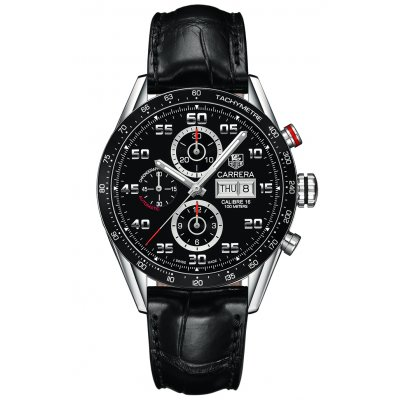 TAG Heuer Carrera Calibre 16 Day-Date CV2A1R.FC6235 Caliber 16, Automatic Chronograph, 43 mm