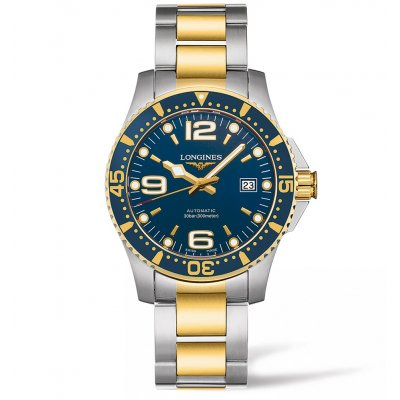 Longines HydroConquest L37423967 Water resistance 300M, Automatic, 41 mm
