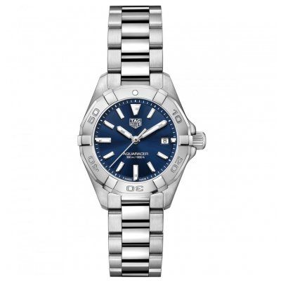 TAG Heuer Aquaracer WBD1412.BA0741 Water resistance 300M, Quartz, 27 mm