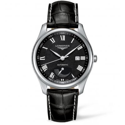 Longines Master Collection L29084517 Power reserve, Automatic, 40 mm