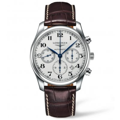 Longines Master Collection L27594783 Column-Wheel, Automatic Chronograph, 42 mm