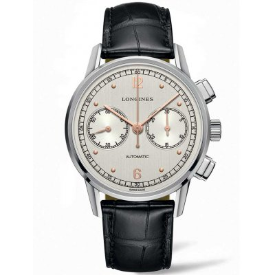 Longines Heritage L28144760 Automatic, Chronograph, 41 mm