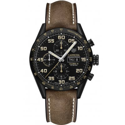 TAG Heuer Carrera Calibre 16 CV2A84.FC6394 Caliber 16, Automatic Chronograph, 43 mm