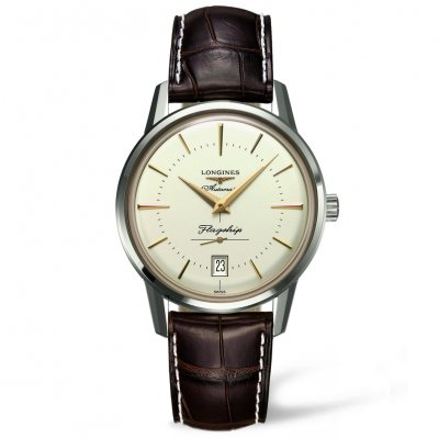 Longines Heritage L47954782 Flagship, Automatic, 38.50 mm