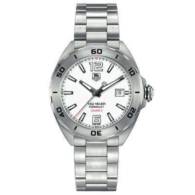 TAG Heuer Formula 1 Calibre 6 WAZ2114.BA0875 Caliber 6, Automatic, 41 mm