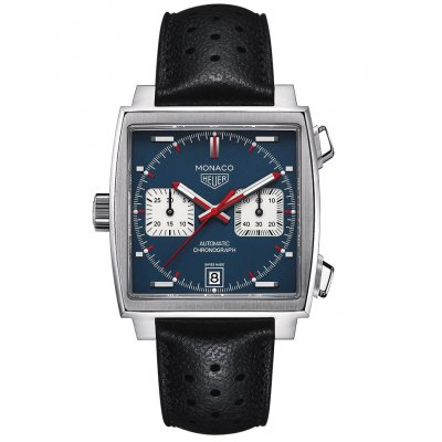 TAG Heuer Monaco Calibre 11 CAW211P.FC6356 Caliber 11, Automatic Chronograph, 39 mm
