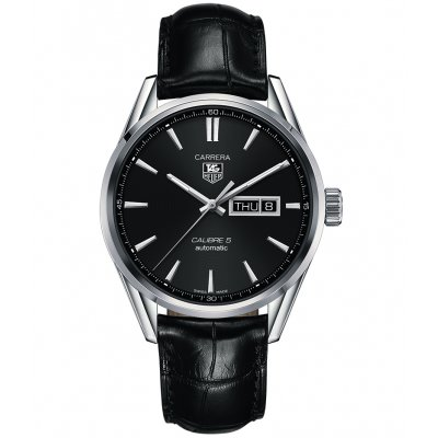 TAG Heuer Carrera Calibre 5 Day-Date WAR201A.FC6266 Caliber 5, Automatic, 41 mm