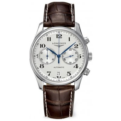 Longines Master Collection L26294783 Arabic Numerals, Automatic Chronograph, 40 mm