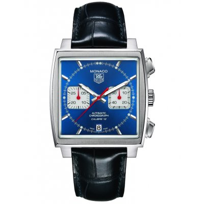 TAG Heuer Monaco Calibre 12 CAW2111.FC6183 Caliber 12, Automatic Chronograph, 39 mm