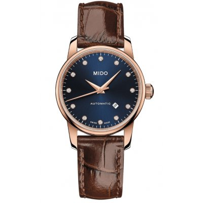 Mido Baroncelli Midnight Blue Lady M76003658 M76003658