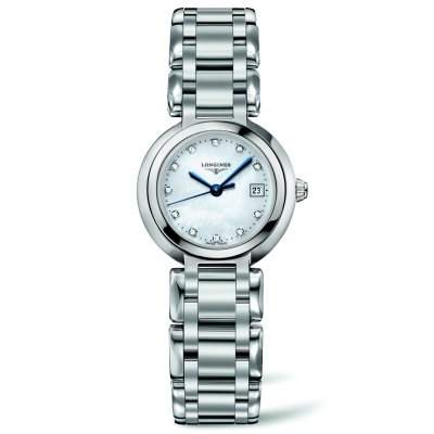 Longines PrimaLuna L81104876 Diamonds, Quartz, 26.50 mm
