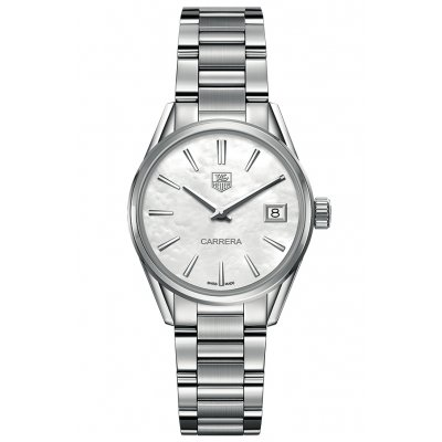 TAG Heuer Carrera WAR1311.BA0778 Steel Bracelet, Quartz, 32 mm
