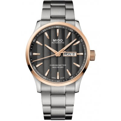 Mido Multifort Chronometer M0384312106100 M0384312106100