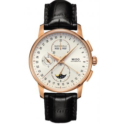 Mido Baroncelli Moon Phase M86073M142 M86073M142