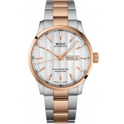 Mido Multifort Chronometer M0384312203100 M0384312203100
