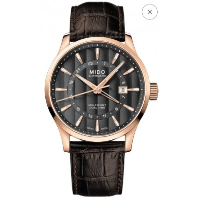 Mido Multifort Dual Time M0384293606100 M0384293606100