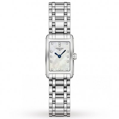 Longines DolceVita L52584876 Diamonds, Quartz, 17.40 x 27.00 mm