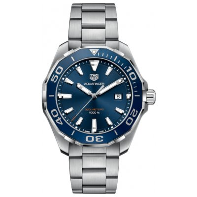 TAG Heuer Aquaracer WAY101C.BA0746 Water resistance 300M, Quartz, 43 mm