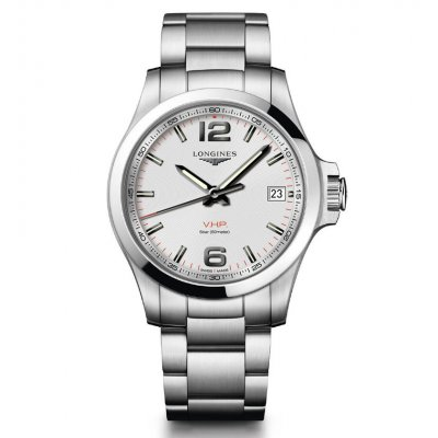 Longines Conquest V.H.P L37164766 Quartz, 41 mm