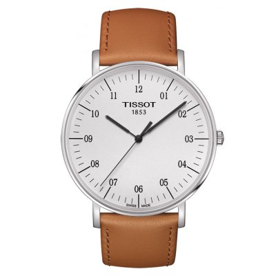 Tissot T-Classic T109.610.16.037.00 EVERYTIME, Quartz, 42 mm