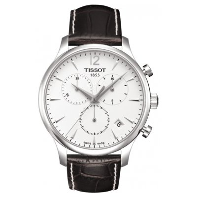 Tissot T-Classic T063.617.16.037.00 TRADITION, Quartz Chronograph, 42 mm
