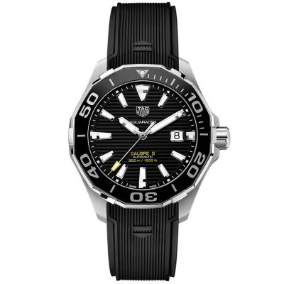 TAG Heuer Aquaracer Calibre 5 WAY201A.FT6142 Calibre 5, Vode odolnosť 300M, 43 mm