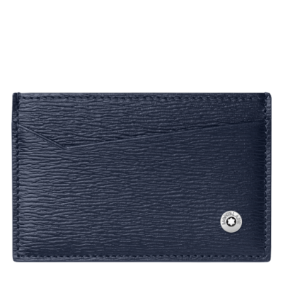 Mont Blanc 4810 Westside 118660 Credit Card Wallet,  9.5 x 6.3 cm