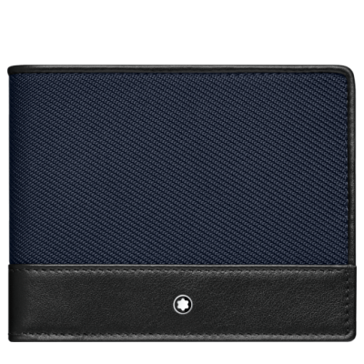 Mont Blanc Nightflight 116832 Wallet, 11.5 x 9.2 cm