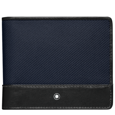 Mont Blanc Nightflight 116835 Wallet, 11.5 x 9.5 cm