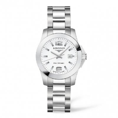 Longines Conquest L33764166 Quartz, 29,50 mm