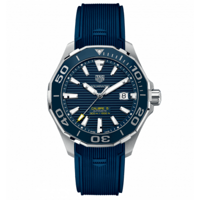 TAG Heuer Aquaracer Calibre 5 WAY201B.FT6150 Automatic, Water resistance 300M, 43 mm