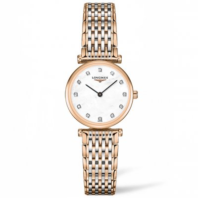 Longines La Grande Classique de Longines L42091977 Diamonds, Quartz, 24 mm