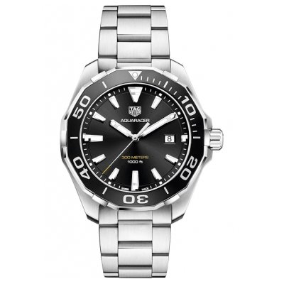 TAG Heuer Aquaracer WAY101A.BA0746 Water resistance 300M, Quartz, 43 mm