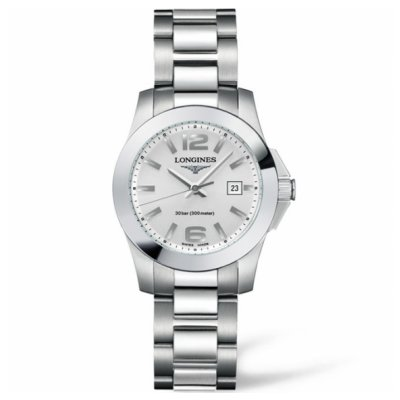 Longines Conquest L33764766 Quartz, 29,50 mm