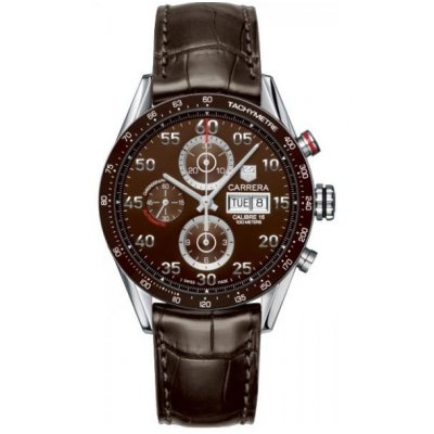 TAG Heuer Carrera Calibre 16 Day-Date CV2A1S.FC6236 Caliber 16, Automatic Chronograph, 43 mm