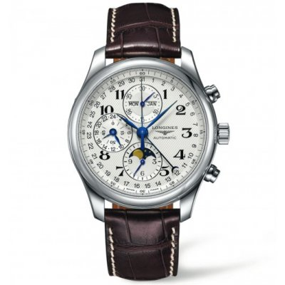 Longines Master Collection L27734783 Moonphase, Automatic, 42 mm