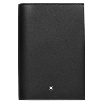 Mont Blanc Nightflight 118284 Passport holder , 10.2 x 14.5 cm