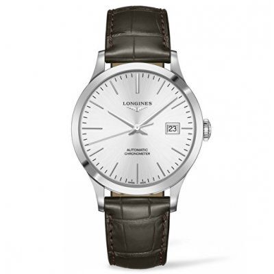 Longines Record L28214722 Chronometer, Automatic, 40 mm