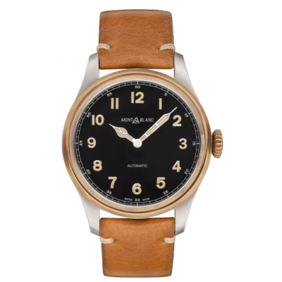 Mont Blanc 1858 116241 Automatic, 44 mm