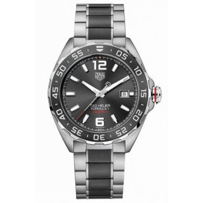 TAG Heuer Formula 1 WAZ2011.BA0843 Water resistance 200M, Automatic, 43 mm