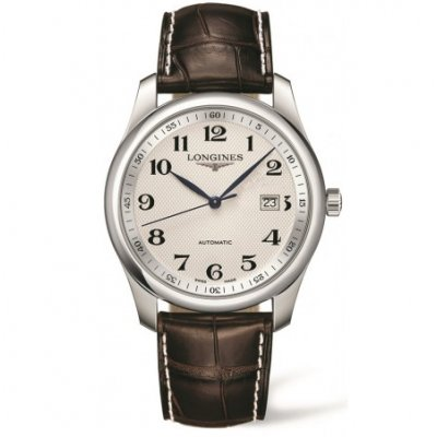 Longines Master Collection L28934783 Arabic Numerals, Automatic, 42 mm