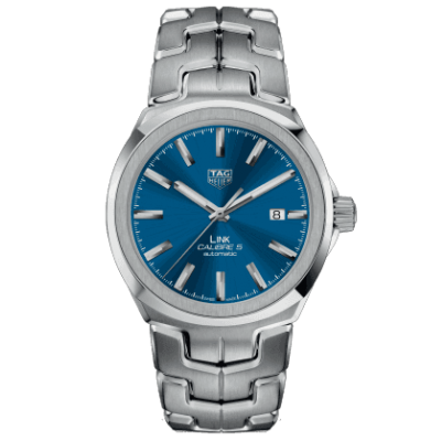 TAG Heuer Link Calibre 5 WBC2112.BA0603 Water resistance 100M, Automatic, 41 mm