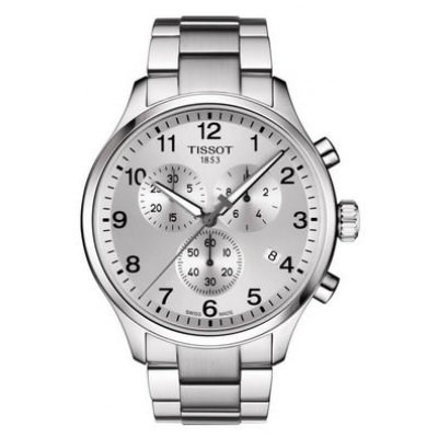 Tissot T-Sport T116.617.11.037.00 CHRONO XL, Water resistance 100M, 45 mm