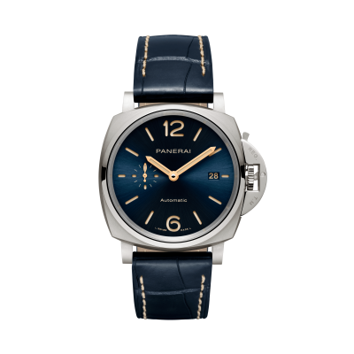 Panerai Luminor Due PAM00927 42mm, titanium tok, aligátor szíj