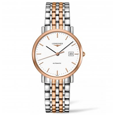 Longines Elegant Collection L48105127 Indexes, Automatic, 37 mm