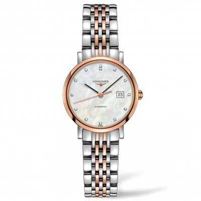 Longines Elegant Collection L43105877 Diamonds, Automatic, 29 mm